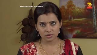 Annakodiyum Ainthupengalum - Episode 385 - August 26, 2016 - Best Scene