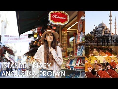 Istanbul 2015 Visual Travel Diary   Anoushka Probyn