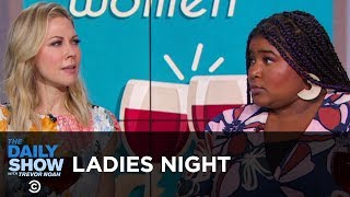 Ladies Night - Oprah, The Women's March & Miss Texas | The Daily Show