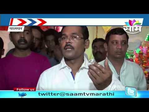 Ganeshotsav Mandal showcases social message on Malin village disaster