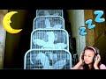 8 BOX FANS w/ BLACK SCREEN for FAN SLEEP 3 HOURS of WHITE FAN NOISE = SOUND OF A FAN Box Fan Sound