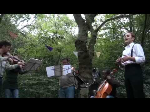 Marmaduke Dando sings Stephen Sondheim's Losing My Mind in Epping Forest