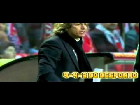 Jorge Jesus deixa cair a pastilha - Benfica 3 - 1 Fenerbahce - PASTILHA MAROTA