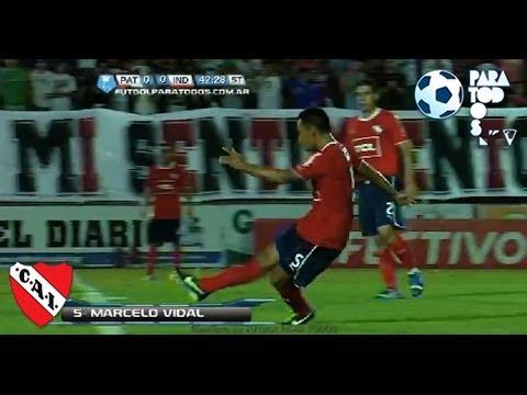 Cetak Gol Tendangan Bebas Dari Tengah Lapangan