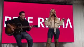 Download Lagu Bebe Rexha - I'm A Mess FULL Live at Westfield Paramatta Sydney, Australia Gratis STAFABAND