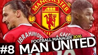 Manchester United Career Mode #8 - Football Manager 2016 Let's Play - A Time For Change!