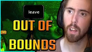 "Asmongold Reacts to ""Axes, Mounts, and Out of Bounds 