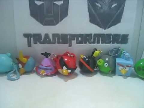 review de llaveros gamesa angry birds space en español