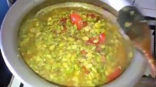 Shimer Bichir Torkari Recipe - শিমের বিচি এর রান্না | Nasima Baby