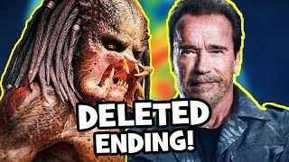 The Predator's DELETED ENDING & 7 SCENES You Never Got To See!