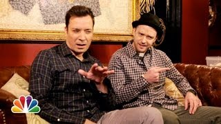 """#Hashtag"" with Jimmy Fallon & Justin Timberlake (Late Night with Jimmy Fallon)"