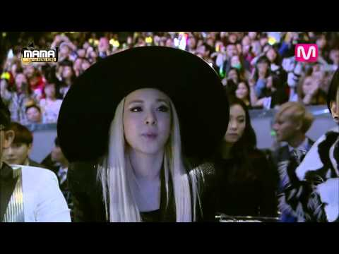 지드래곤(g-dragon) - 삐딱하게(crooked) At 2013 Mama video