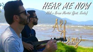 download musica Hear Me Now - Alok Bruno Martini feat Zeeba Acústico AllSing Cover