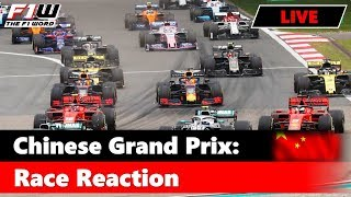 Chinese Grand Prix: Race Reaction