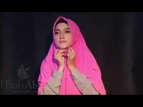 Video jilbab segi empat ukuran 150 x 150