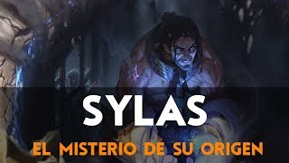 Origen de SYLAS - Nuevo campeón [League of Legends]