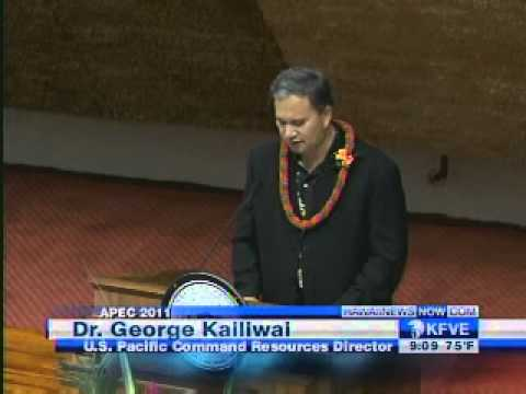 Hawaii-China CEO Forum Held at the State Capitol
