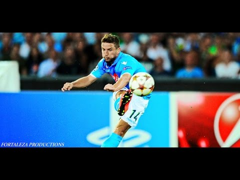 Dries Mertens | Best Skills & Goals | HD 720p