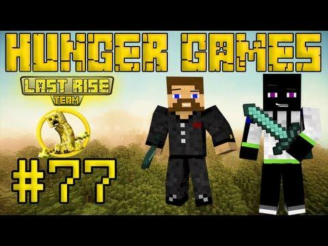 Minecraft Голодные Игры / Hunger Games 77 - Сожжение алмаза [LastRise]