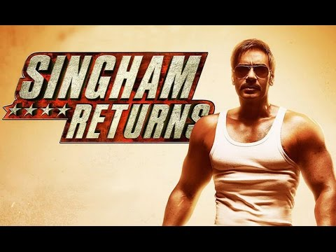 Singham Returns - Trailer Ft. Ajay Devgn, Kareena Kapoor