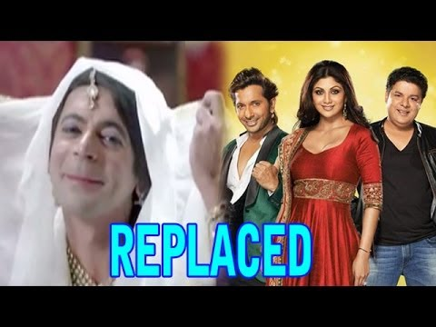 Sunil Grover Aka Chutki's New Show 'mad In India' To Replace Nach Baliye 6 video