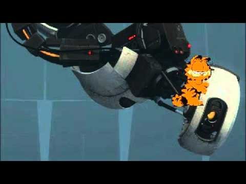 Portal 2 - unused GLaDOS Garfield speech