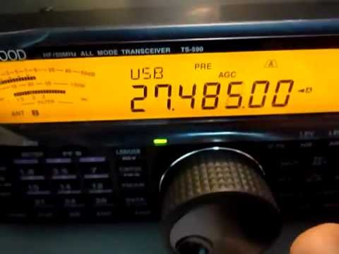 KENWOOD TS-590 Mods. mars and full power 160w 14v ps., 190w 15.5v ps