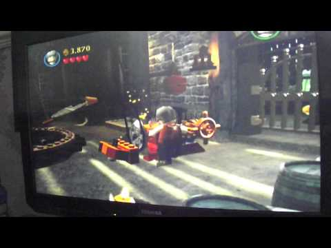 Chapter 1-1 - Lego Pirates Of The Caribbean Walk Through Wii Part 1 video