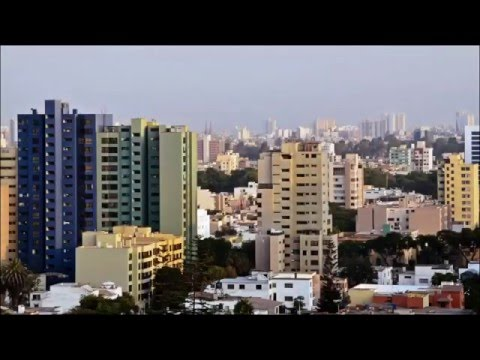 Lima, Peru 2012 - Ciudad Moderna - Modern City Part 4