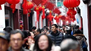 Tourist sites around China welcome over 287 million visitors