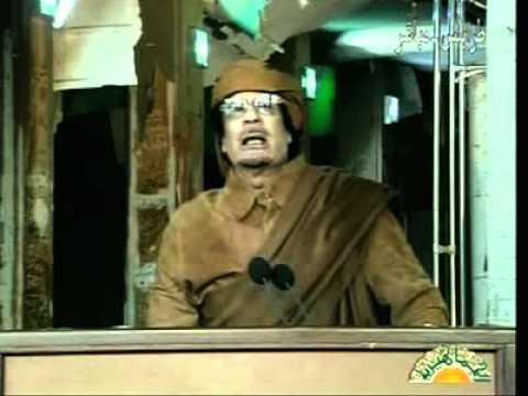 Mosaic News - 02/22/11: Defiant Gaddafi Vows to Die a Martyr