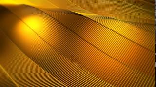 Golden Abstract Video Background HD1080 Free Download #017