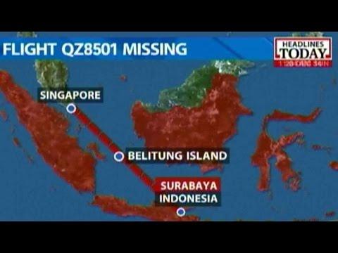 Air Asia flight QZ8501 crashes in Java Sea: Reports