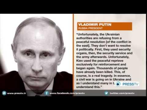 Putin calls Ukraine army NATO's foreign legion. Ukraine war News Today.