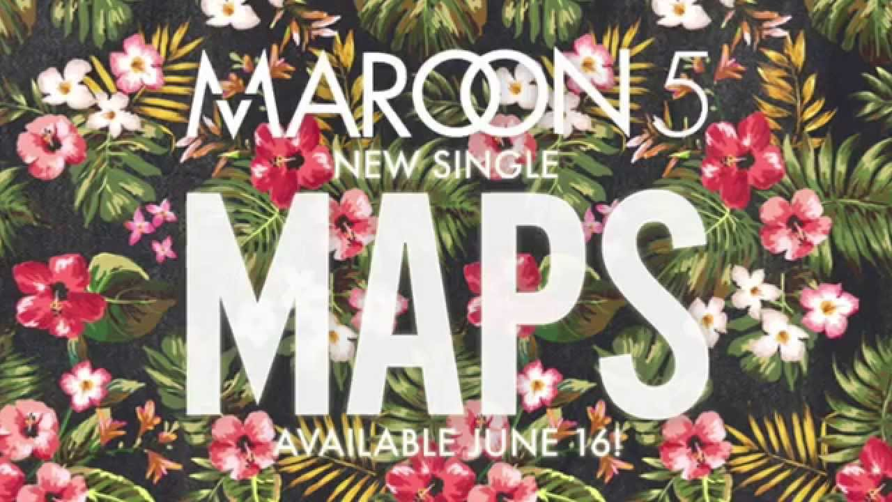 Maroon 5 Maps Audio Youtube