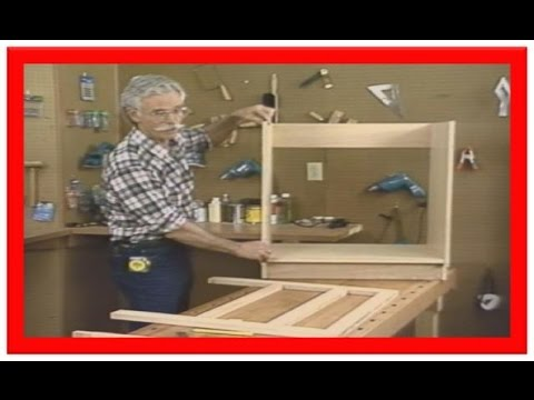How to Build Kitchen Cabinets from Scratch | DIY Kitchen Cabinets | Building Kitchen Cabinets 2 of 3