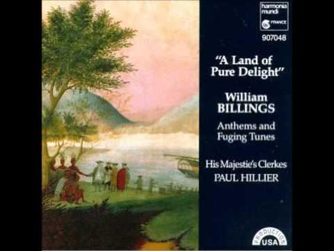 William Billings - Sunday