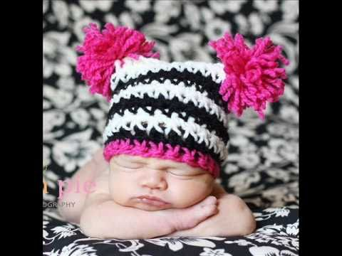 Crochet Newborn Hats- WHERE TO BUY??? *PLEASE DO NOT PM ME! I NO LONGER NEED THESE!!!* Music Videos