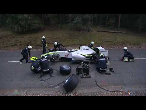 Bear attack, F1 Pitstop disaster Music Videos