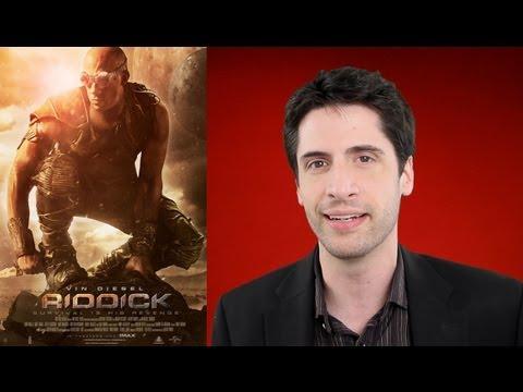 Riddick movie review