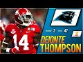 Panthers Draft TWO 1st Round Talents | Carolina Panthers 7 Round Mock Draft