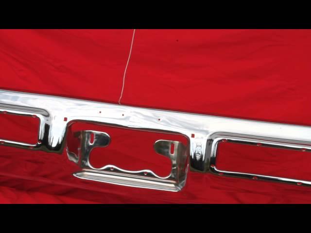1972 Buick Skylark Bumper