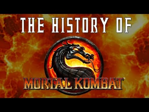 The History of Mortal Kombat 1992 - 2014 (Games, Comics, TV & Movies)