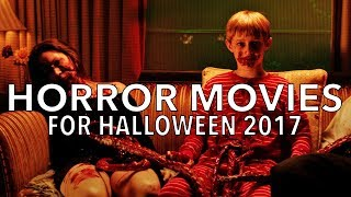 Horror Movies to Watch for Halloween 2017