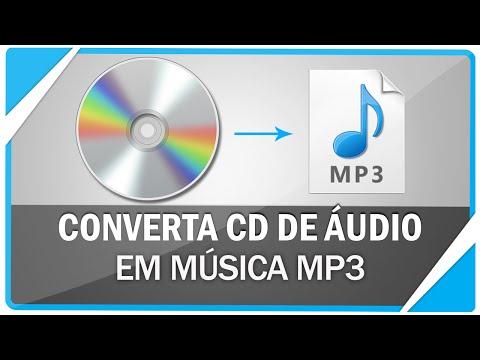 Como converter CD de áudio em MP3 ( SEM PROGRAMAS )