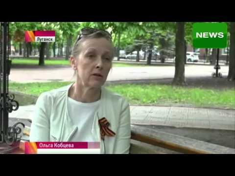 ЛНР и ДНР отмечают ДЕНЬ НЕЗАВИСИМОСТИ!!! Lugansk celebrates Independence Day !!! NEWS Новости