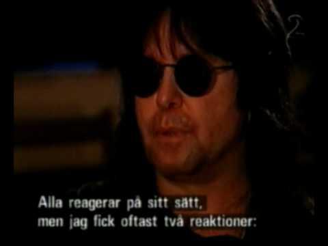 WASP Blackie Lawless Interview 'Musikbyrån'