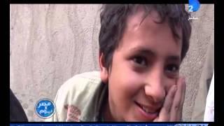 مصر فى يوم| على طريقة رواية البؤساء طفل  يسرق رغيف عيش ويحكم عليه بالسجن