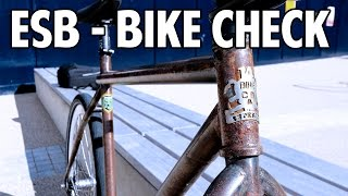 Dan Locke - ESB - BIKE CHECK