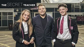 FIRST LOOK: The Secret Teacher | Thursday 9PM on Channel 4